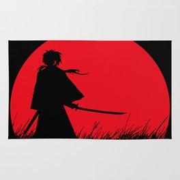 Samurai X Rug