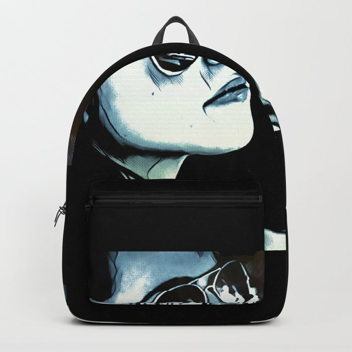 Down The Road Back Home Backpack