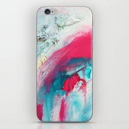 Untitled (Carrying On) iPhone Skin