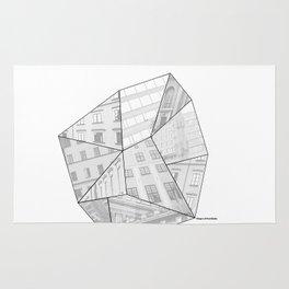 Shapes of Stockholm Rug