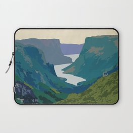 Gros Morne Laptop Sleeve