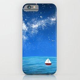 Smooth Sailin iPhone Case