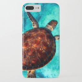 Marine sea fish animal iPhone Case