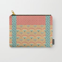 Happy suitcase Carry-All Pouch
