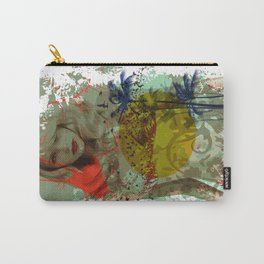 JUST A GIRL Carry-All Pouch