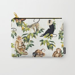 Monkeys, orangutans and more Carry-All Pouch