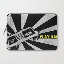 PLAY HARD Laptop Sleeve