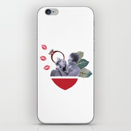 LOVE ME TENDER iPhone Skin