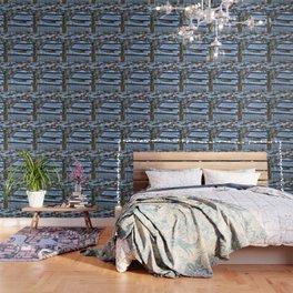 Dive, Dive, Dive! - Great Grey Owl Hunting Wallpaper