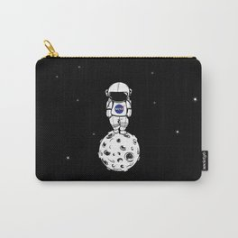 rolling in space Carry-All Pouch