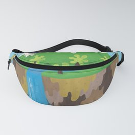 Flight of the Wild Fanny Pack