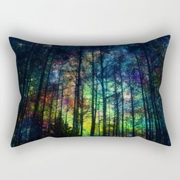 Magical Forest II Rectangular Pillow