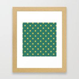 LIKE A VIRGEN Framed Art Print