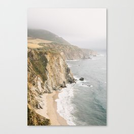 Big Sur California Canvas Print