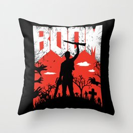 This... is my BOOMSTICK! Throw Pillow