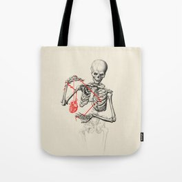 I need a heart to feel complete Tote Bag