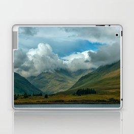 Cloudy afternoon in Connamara Laptop & iPad Skin