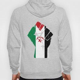 Team Western Sahara Flag Tee Shirt Hoody