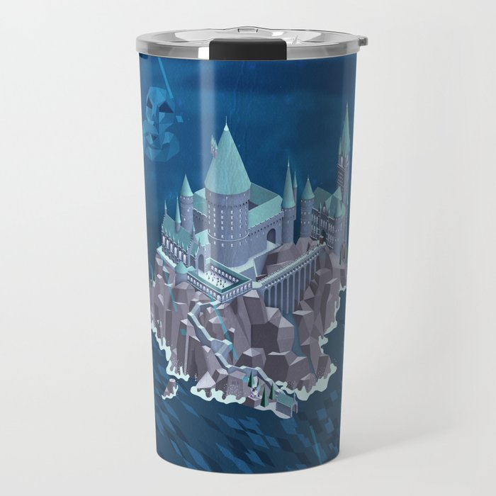 Hogwarts series (year 6: the Half-Blood Prince) Travel Mug