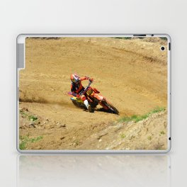 Turning Point Motocross Champion Race Laptop & iPad Skin