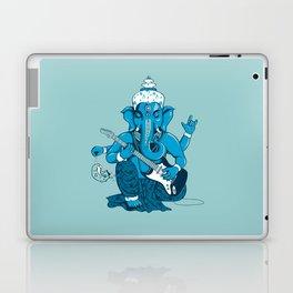 Ganesha rocks ! (v3) Laptop & iPad Skin