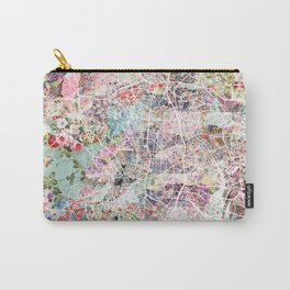Madrid map Carry-All Pouch