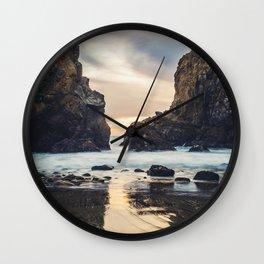When Ocean Dreams Wall Clock