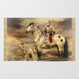 Indian Spirit Rug