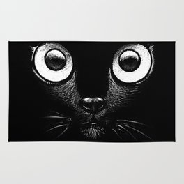 Big Eyes Rug