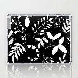 Laurels - Black & White Laptop & iPad Skin