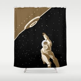 Suit Shower Curtains