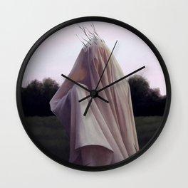 Half Light Wall Clock