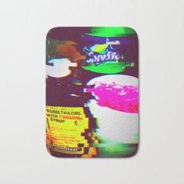 Codeine Bath Mat