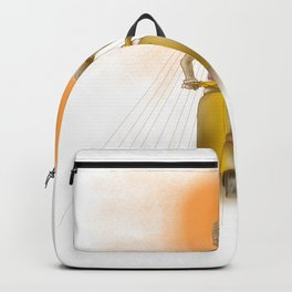 Hippie time Backpack