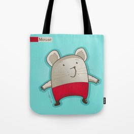 RICKY MOUSE Tote Bag