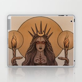 Goddess Hecate Laptop & iPad Skin