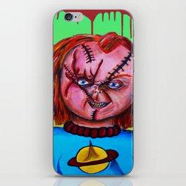 Chucky vs. Chuckie iPhone Skin