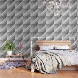 Stripes In Black & White 2 Wallpaper