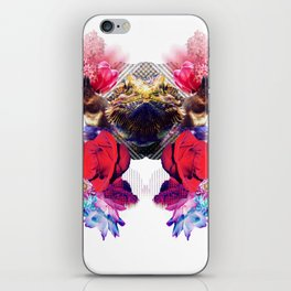 Condescending Bearded Dragon Demolishes Surprised Bartenders While Lost in Space iPhone Skin