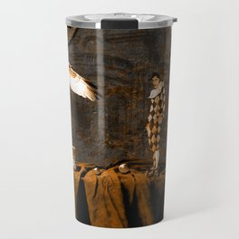 After theater (Gulliver in the giant country) Travel Mug