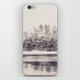 Papermill Lake iPhone Skin