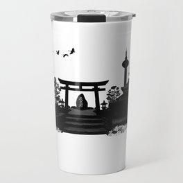 Kyoto Japan Travel Mug