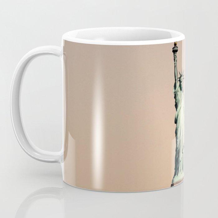 New York City Statue Liberty Photography ArtWork Coffee Mug