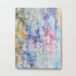 Abstract 158 Metal Print