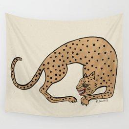 Cheetah Wall Tapestry