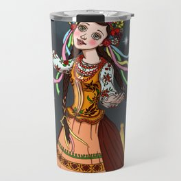 Slavic Rhapsody Travel Mug