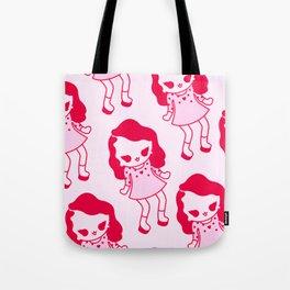 Kawaii pattern, kawaii character,cute pattern Tote Bag