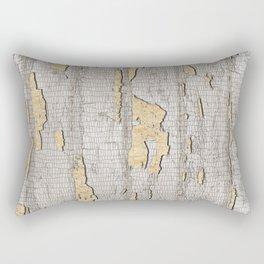Cracked Paint Rectangular Pillow