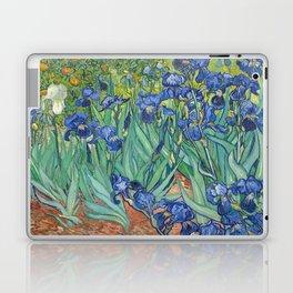 Irises - Vincent Van Gogh Laptop & iPad Skin