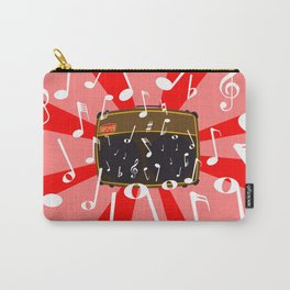 Musical Noise Carry-All Pouch